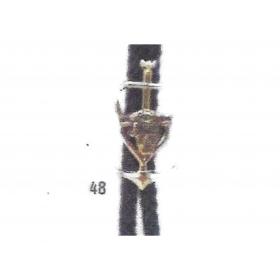 cordeliere camarguaise dorée