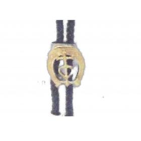 Cordelière croix de camargue /fer à cheval