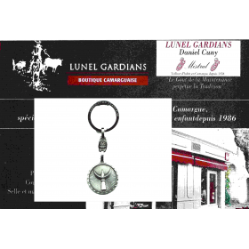 Porte-clés / Trident camargue