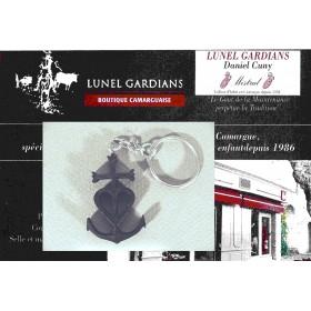 P6CLES 4CM-CROIX Camargue