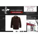 coltin CAMARGUE velours-cotelé marron