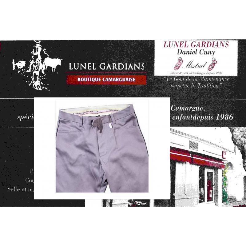 Pantalon de Gardian Extensible GRIS