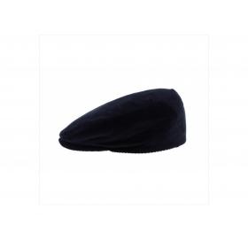 casquette camargue velours cordelet noir