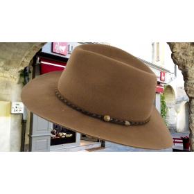 chapeau gardian borneo -loutre