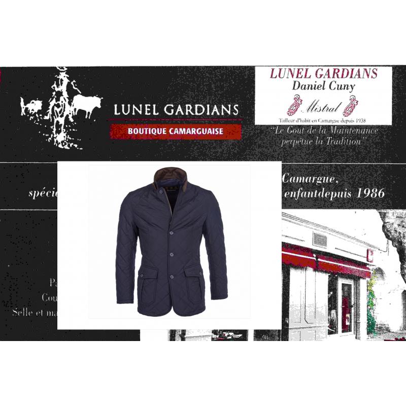 4289e823c0228 VESTE Matelassé BARBOUR quilted lutz - lunel gardian