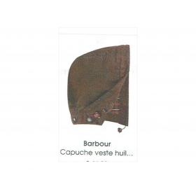 Capuche Veste Huilée Classic