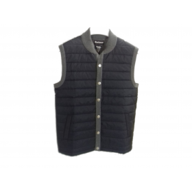 Gilet Barbour Essentil Mid Grey