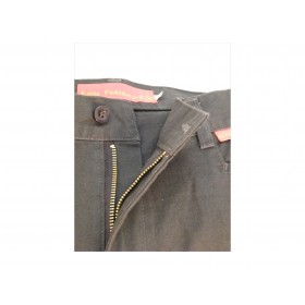 pantalon de gardian déstructuré gris
