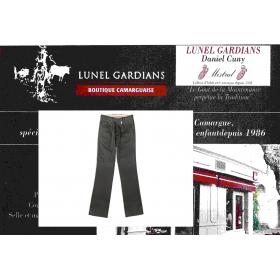pantalon  gardians enfant (noir)