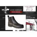 modèle boots noir