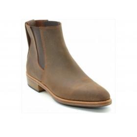 Boots-beline foncé