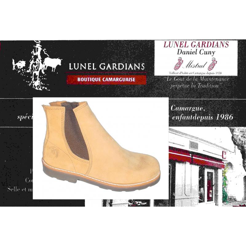 Boots camarguais CHAIR