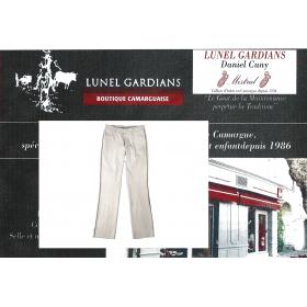 pantalon de gardians enfant-bouleau