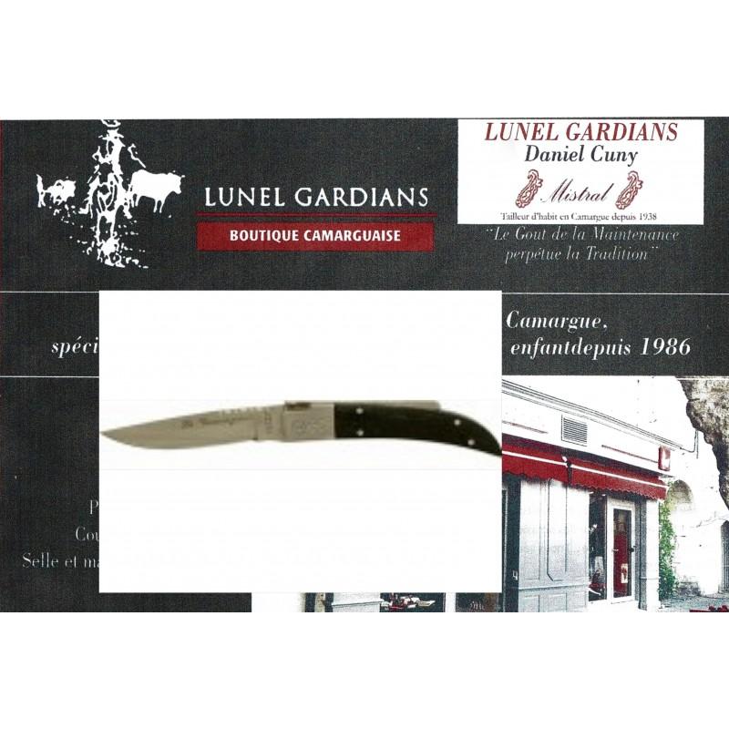 couteaux le camarguais n°12 lébène