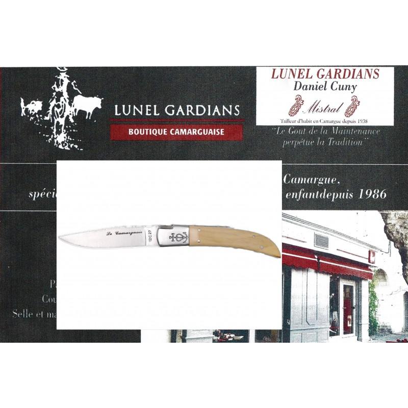 couteaux le camarguais n°12 Bois:  BUIS