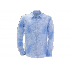 Chemisier Croisiere Bleu / azure