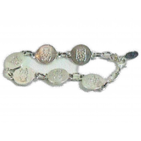 Bracelet Styl pm argenté cigale