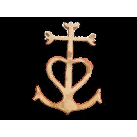 la croix gardianne bronze