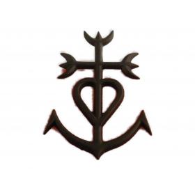 croix gardianne alu noir a 11