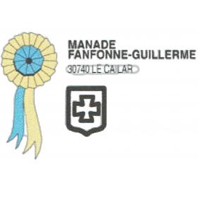 DEVISE Fanfonne-Guillerme-Manades camarguaises