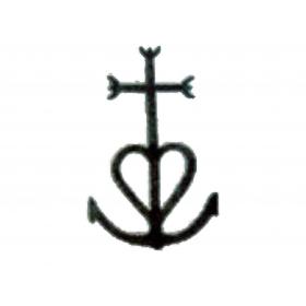 Croix gardianne A/13 '25cm)