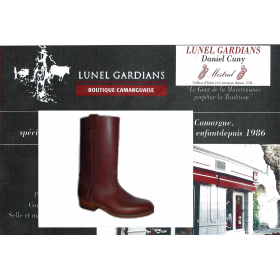 BOTTE GARDIAN MARRON TH