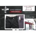 "Pantalon Extensible""poche-monaie""NOIR"
