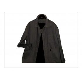 veste bourgeron noir