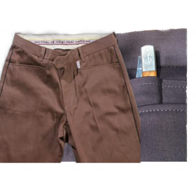 """Pantalon de Gardian Extensble PG""""chocolat"""""""