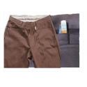 "Pantalon de Gardian Moleskie""PG"" Chocolat"