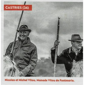 Manade Vitou de Fontmarie