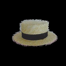 """canotier-paille"""" les chapeaux de sophie"""""""