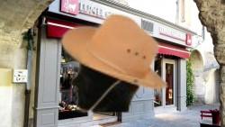 chapeaux toile / paille