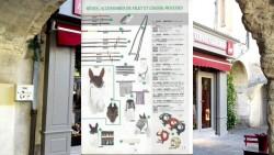 Rênes , Accessoires de filet  chasse-mouches